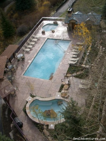 Heated pool and hot-tubs - Antlers at Vail