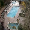 Heated pool and hot-tubs