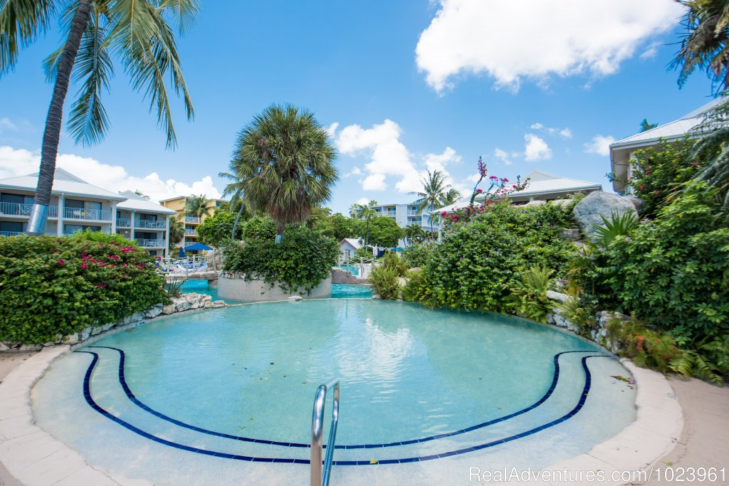 Sunset Cove Condos Children's Wading Pool | Image #6/26 | Vacation Rentals, Seven Mile Beach, Grand Cayman