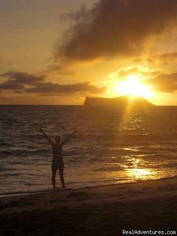 Sunrise - Aloha Beach Vacation Rentals