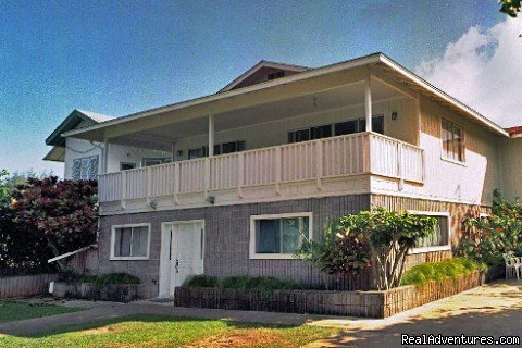 - Aloha Beach Vacation Rentals