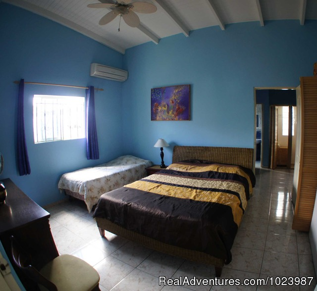 Bigger 2 bedroom. - Limestone Holiday Resort with pool + private beach