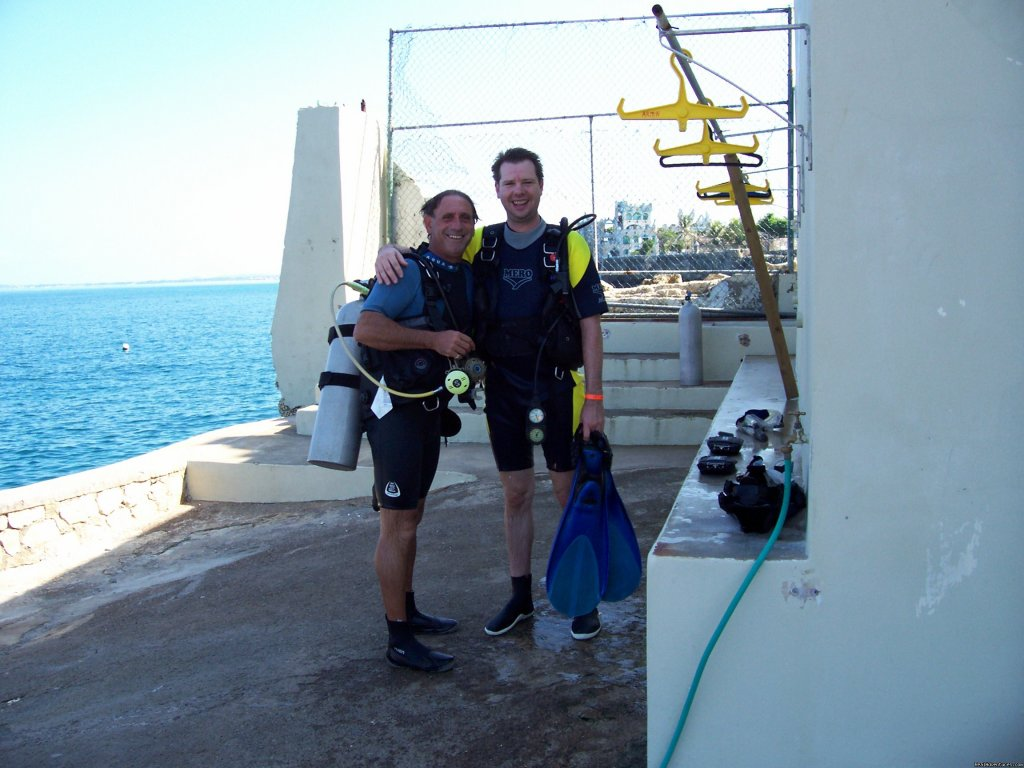 cliffside2 | Image #3/3 | Scuba Diving in Negril Jamaica