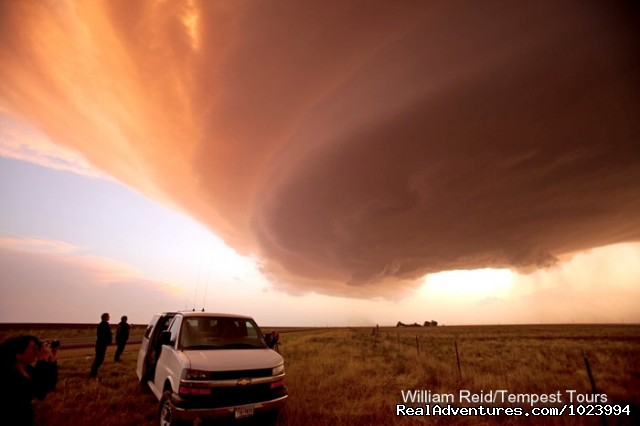 Mothership supercell - Tempest Tours Storm Chasing Expeditions