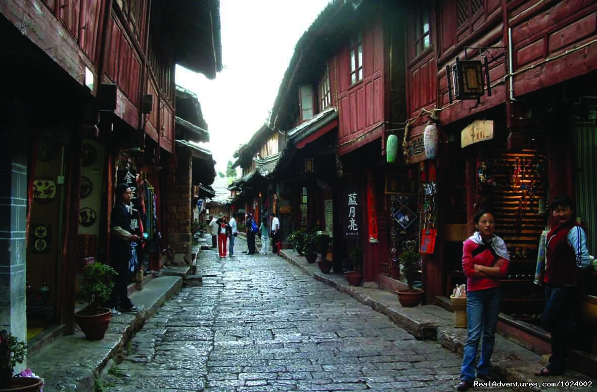 Dali Streets | Image #3/26 | China Group and Private Tours