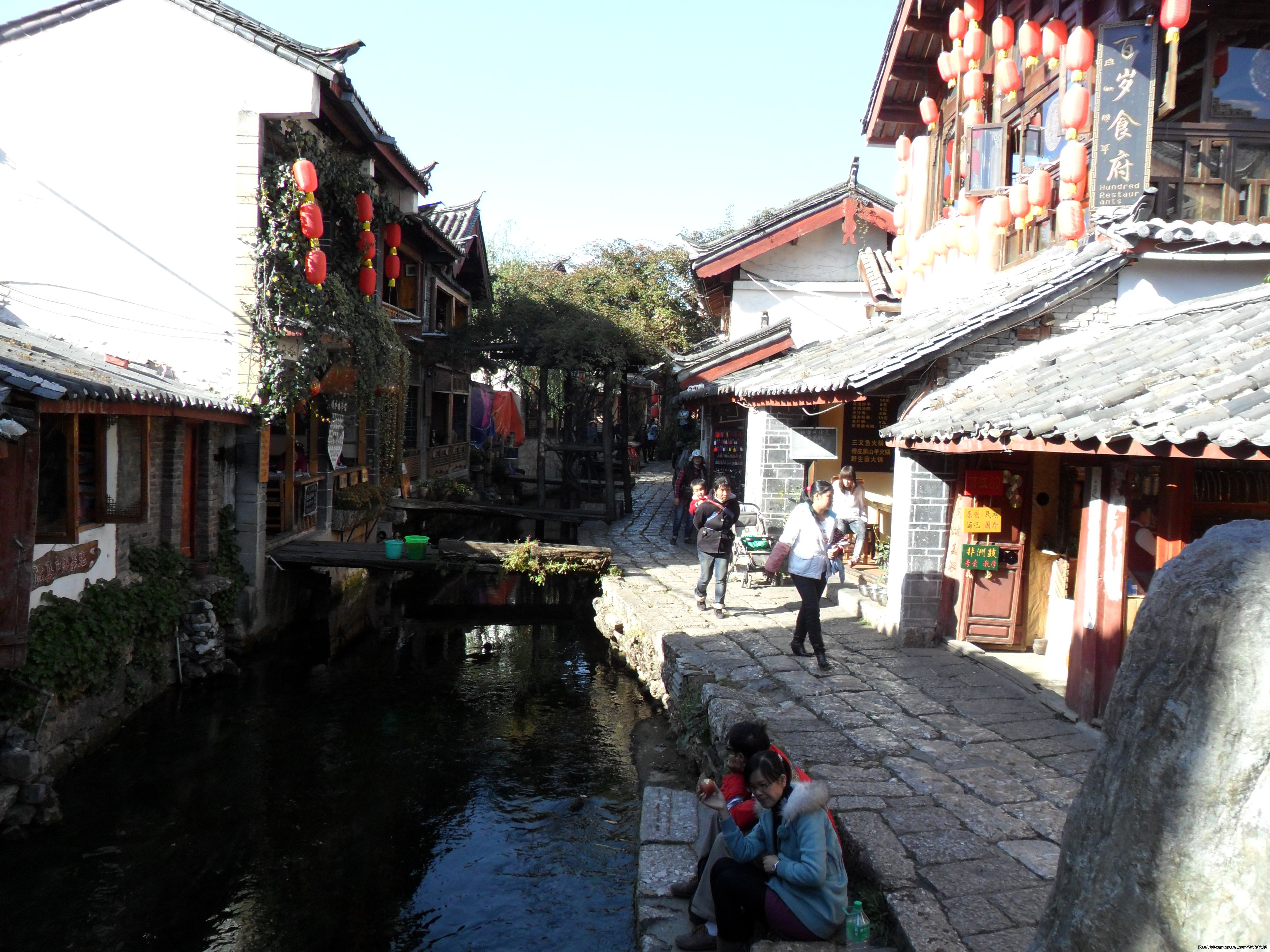 Ancient Canal Lijiang | Image #5/26 | China Group and Private Tours