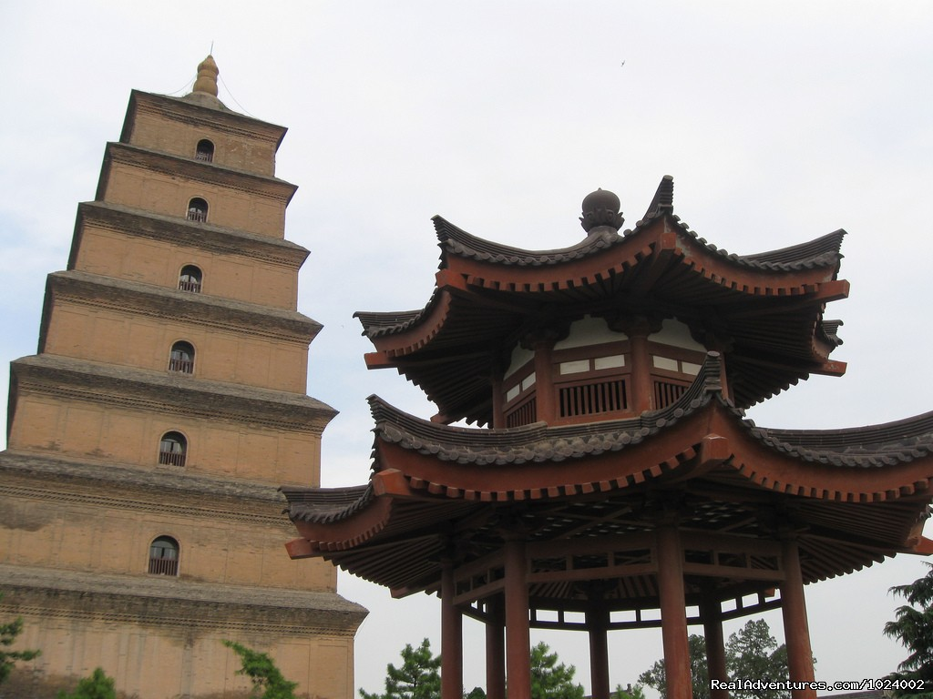 Pagoda Xian | Image #13/26 | China Group and Private Tours