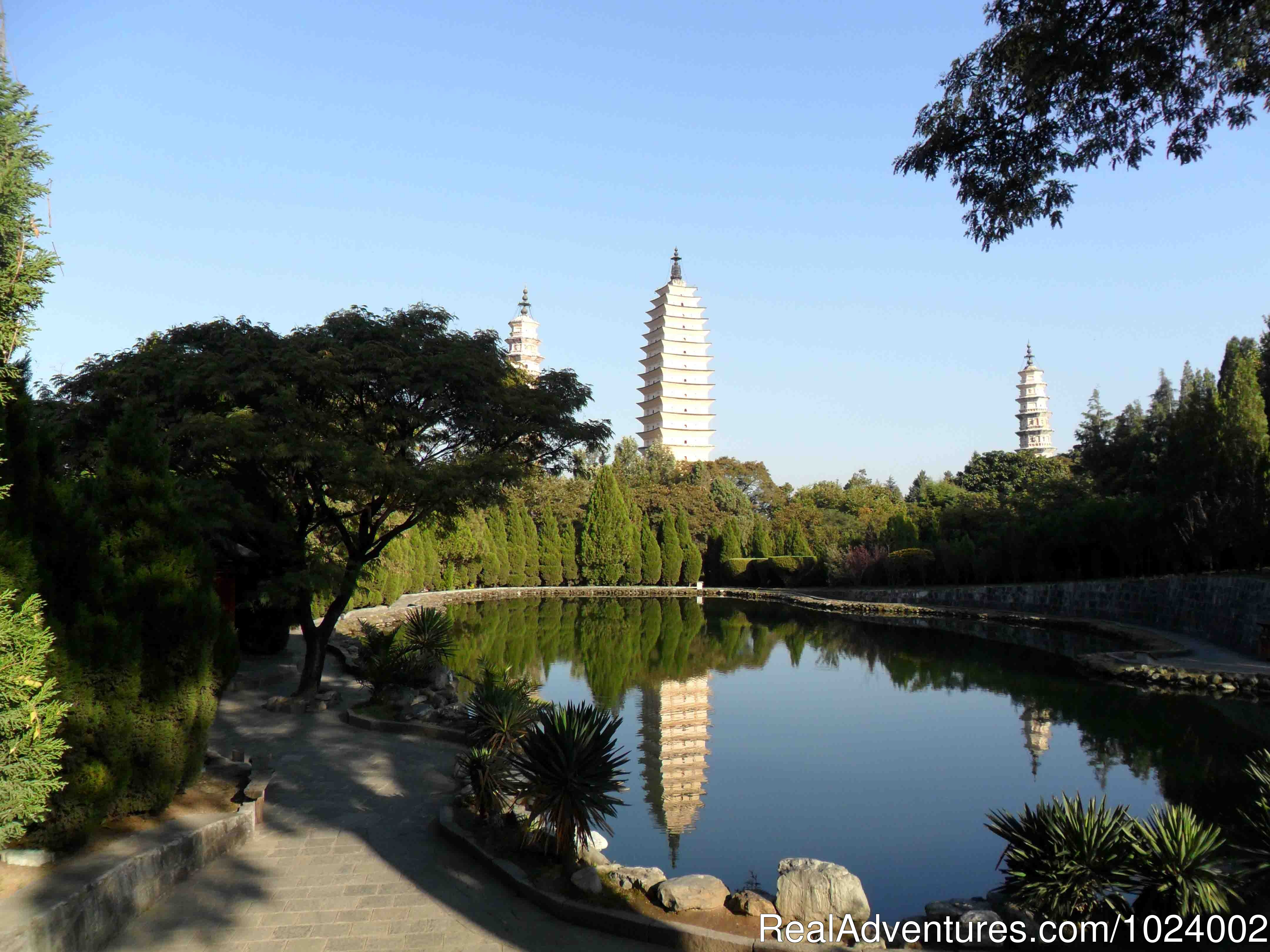 Dali Three Pagodas | Image #15/26 | China Group and Private Tours