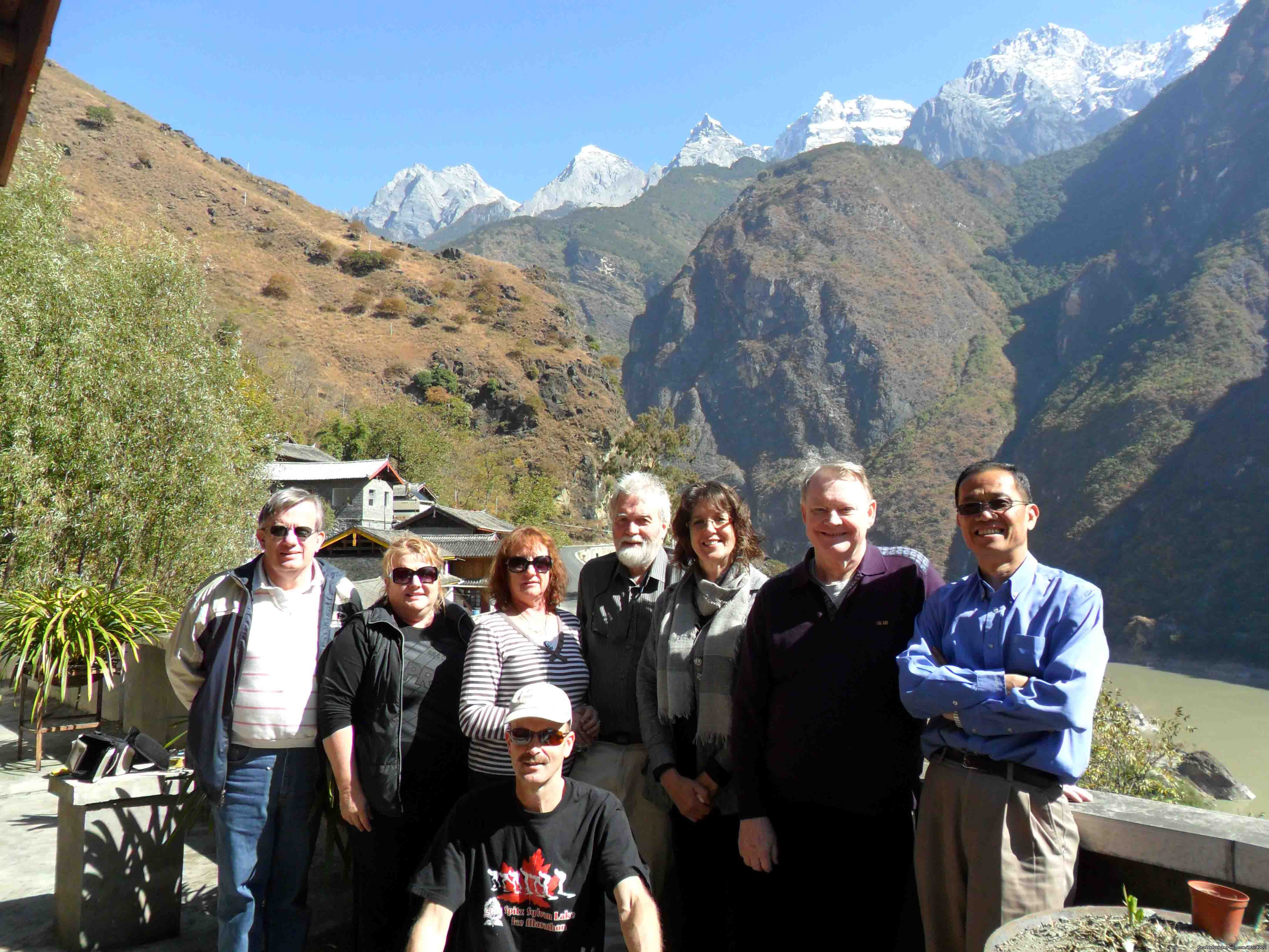 Lunch at Tiger Leaping Gorge Yunnan | Image #21/26 | China Group and Private Tours