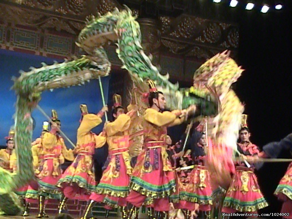 Xian Dinner Show | Image #23/26 | China Group and Private Tours