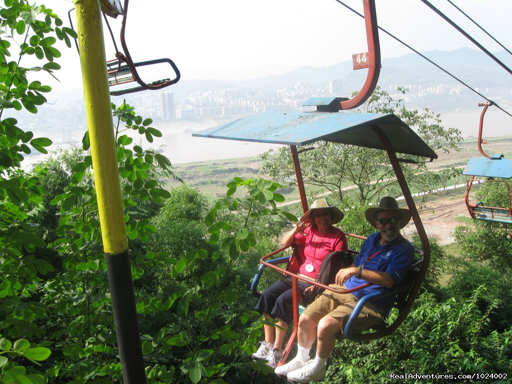 Chairlift to Temple | Image #24/26 | China Group and Private Tours
