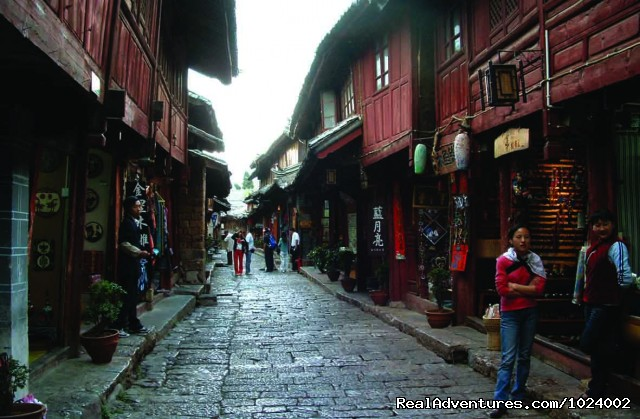 Dali Streets - China Group and Private Tours