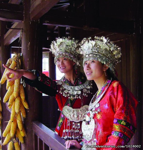 Dong Ethnic Group - China Group and Private Tours