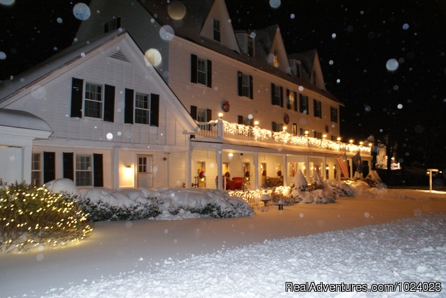 Winter at the Inn - Echo Lake Inn