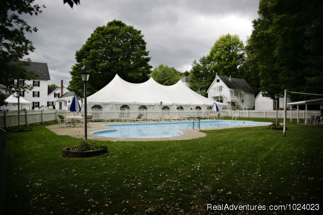 Echo lake inn ludlow vermont bed breakfasts realadventures for Ludlow hotels with swimming pool