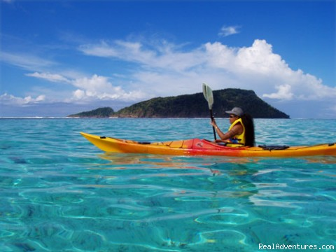 Kayak Us Virgin Islands