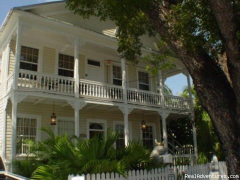 classic style - Key West Rental Homes