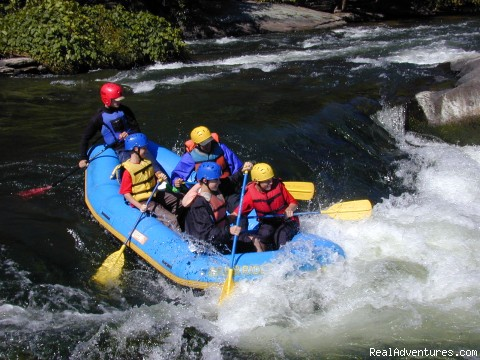 White Water Rafting - Whitewater Rafting, Tubing, Zipline, and Canoeing