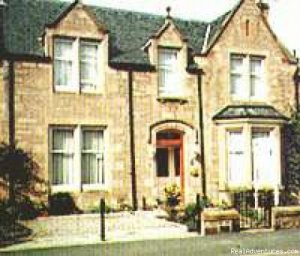 St Ann's House Inverness, United Kingdom Bed & Breakfasts