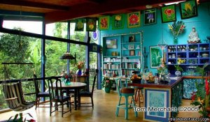 Upscale Treehouse: HEALING ARTS CENTER Bed & Breakfasts Captain Cook, HI 96704, Hawaii