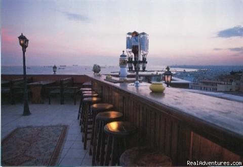Hotel Legend Istanbul Sultanahmet Photo #2