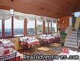 Roof top Restaurant . - Hotel Legend Istanbul Sultanahmet