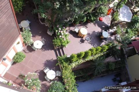 Hotel Garden - Hotel Tashkonak Istanbul