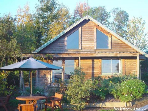 The Barn Cottage - Nelson Coastal Barnstay