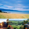 Nelson Coastal Barnstay The views & the cottages