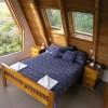 Upstairs bedroom - Wheki Cottage