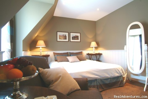 Hotel Prinsenhof: Superior Deluxe room New Style