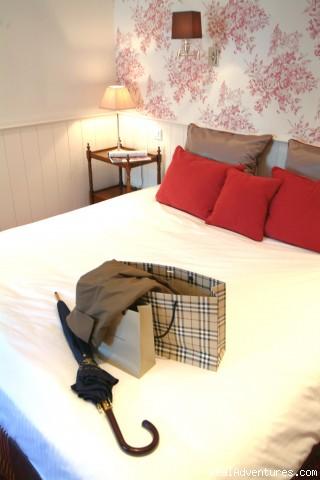 Deluxe room - Hotel Prinsenhof