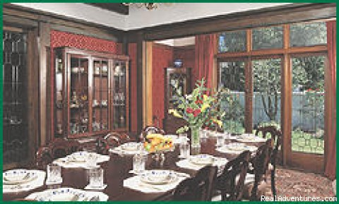 Dining Room - Elm Tree House