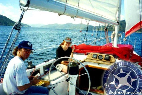 Image #5/6 | Yacht and launch charter in the Marlborough Sounds