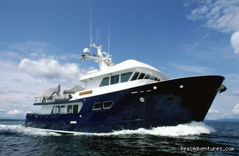 Motor Yacht Northern Song - Alaska Sea Adventures YachtAlaska