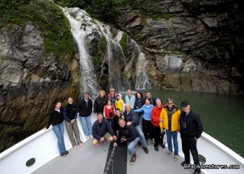Plenty of room for everyone! (#6 of 24) - Alaska Sea Adventures YachtAlaska