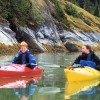 paddling partners with Alaska Sea Adventures