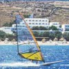 Mykonos island of the winds: perfect for wind surfing