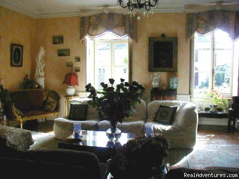 - chateau de Vendanger Bed and breakfast