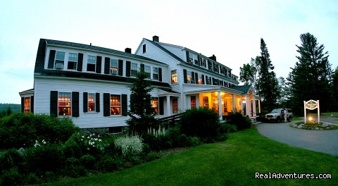 - Franconia Inn, the inn to resort to