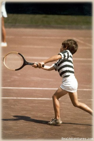 Tennis Anyone? (#8 of 26) - Franconia Inn, the inn to resort to!
