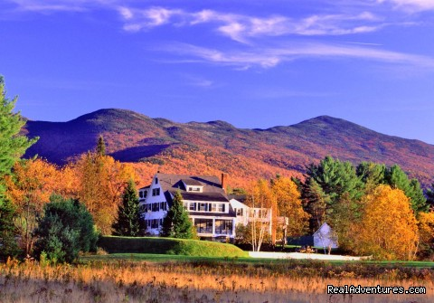 Franconia Inn, the inn to resort to