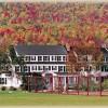 The Inn too Resort: Franconia Inn Fall Foliage at Franconia Inn