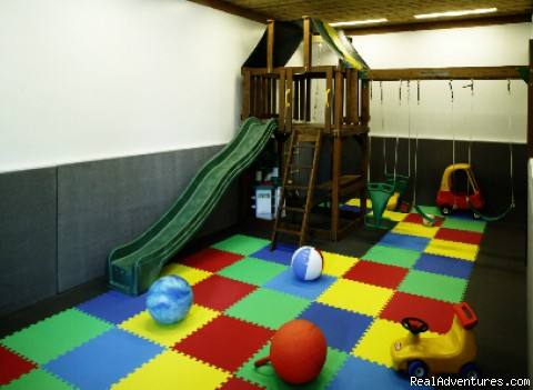 Indoor Playroom - Hawaii L.I.G.H.T. House