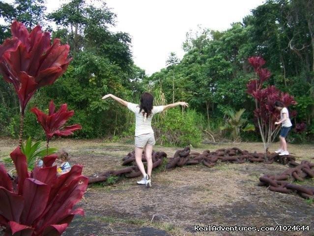 Garden Visitors By Chain (#4 of 12) - Hana Maui Botanical Gardens B&B/Vacation Rentals