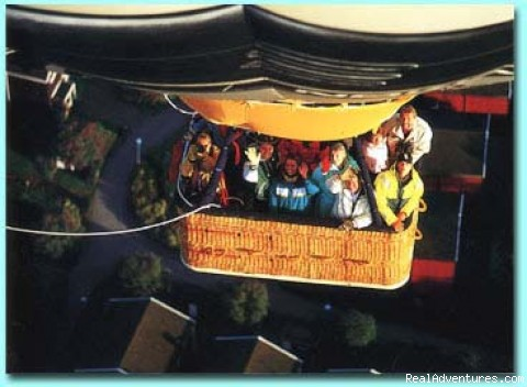 Photo #2 - Hotair Ballooning Tours in Barcelona, Catalunya