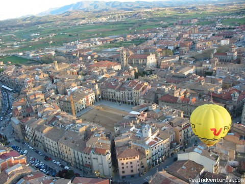 Ballooning in Barcelona - Hotair Ballooning Tours in Barcelona, Catalunya