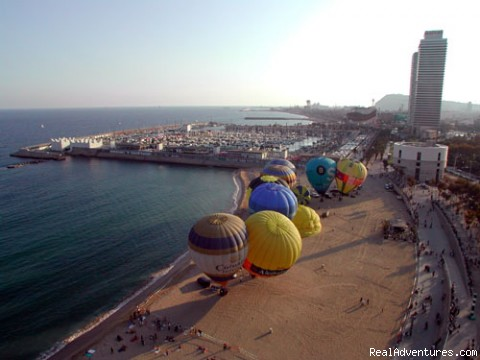 Ballooning in Barcelona (#4 of 7) - Hotair Ballooning Tours in Barcelona, Catalunya
