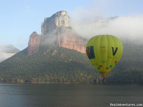 Ballooning in Barcelona (#5 of 7) - Hotair Ballooning Tours in Barcelona, Catalunya