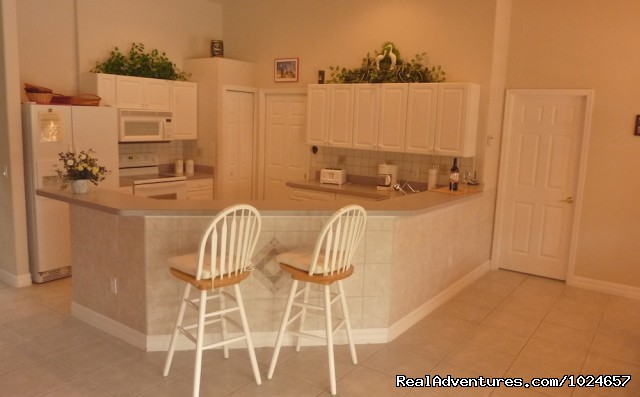 Kitchen - Villa Florence close to Fort Myers and beaches